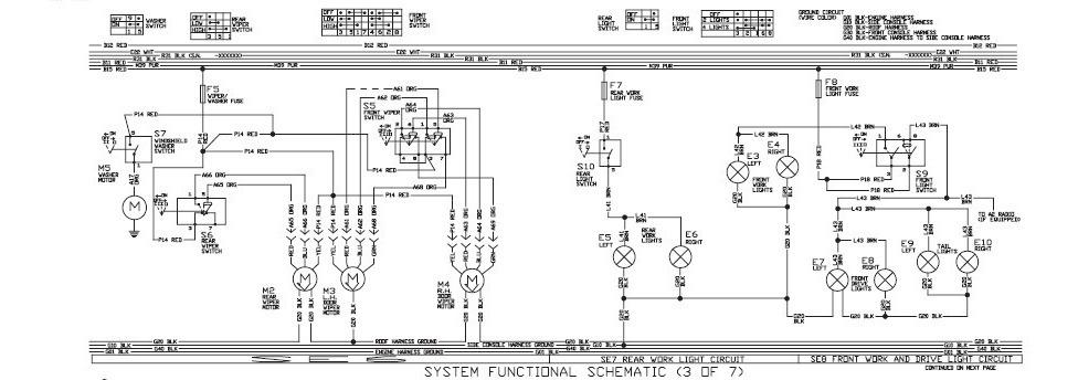 John Deere 310a Wiring Diagram. John Deere 440a, John Deere ... on