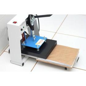 Máquina De Estampar Camisa/chinelos/azulejos/mouse Pads