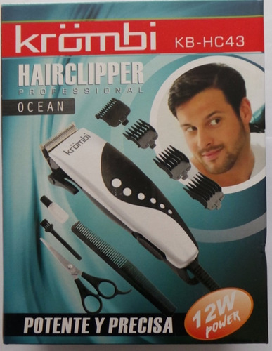 * maquina peluqueria corte cabello gratis set de uñas envio