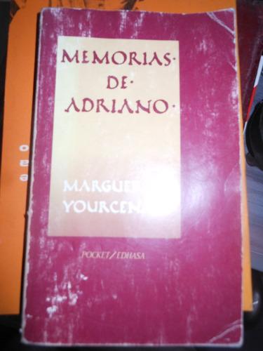 * marguerite yourcenar  - memorias de adriano