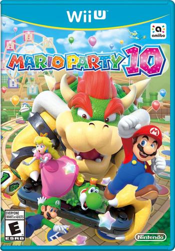 ..:: mario party 10 ::.. para nintendo wii u en start games.