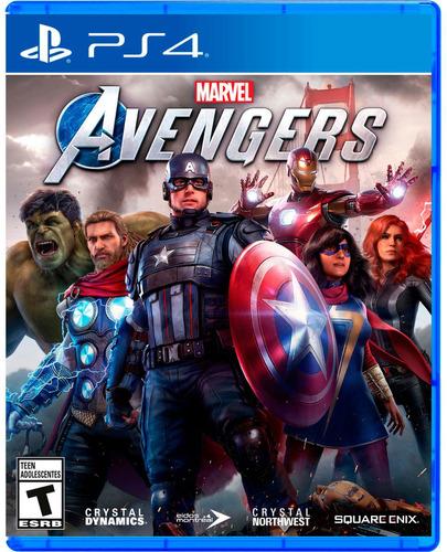 ..:: marvel's avengers ::.. ps4 en game center