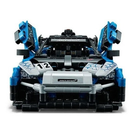 Mclaren Senna Gtr 830 Peças Colecionável Lego