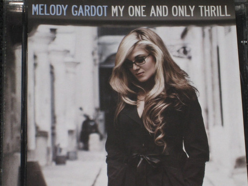 * melody gardot * my one and only thrill c d 12 tracks