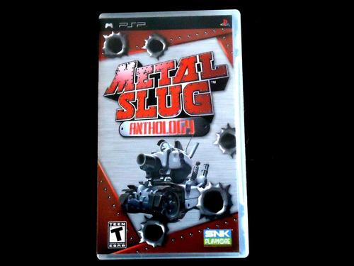 ¡¡¡ metal slug anthology para psp !!!