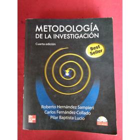 Metodología De La Investigación Sampieri 4ta Edición