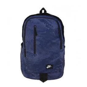 c3a65b1fa Mochila Nike Azul - Mochilas de Hombre en Mercado Libre Argentina