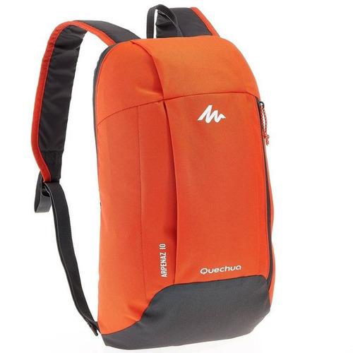 ® mochila quechua arpenaz 10 litros naranja