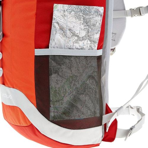 ® mochila quechua arpenaz 30 litros rojo
