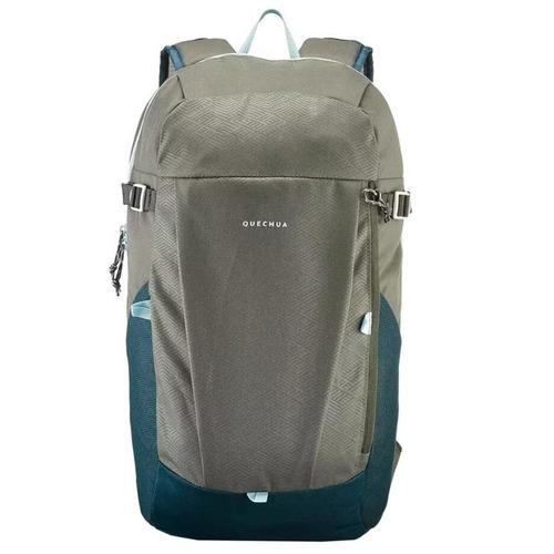 ® mochila quechua nh100 20 litros caqui