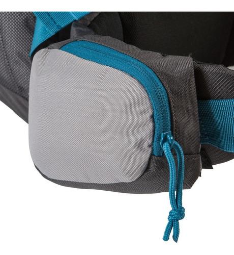 ® mochila trekking quechua forclaz 50 litros gris