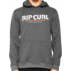 Moletom Masculino Rip Curl Original Algodão Blusa Rip Curl