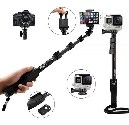 ¡ monopodo profesional selfie  yunteng yt-1288 nuevo !!