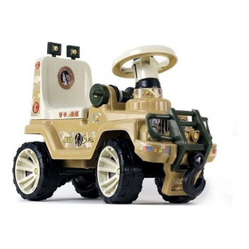 Montable Para Niños Version Jeep Safari