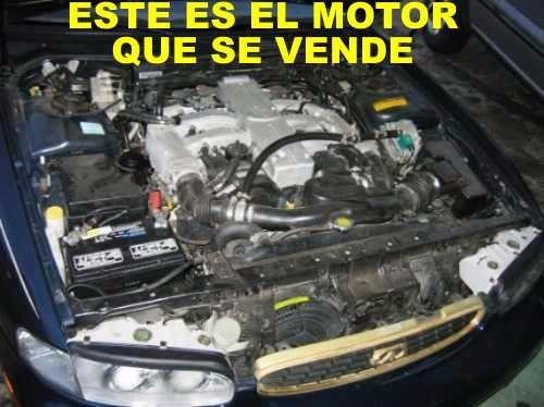 **********   motor  nissan  potente    **********