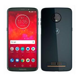 Motorola Z3 Play 32 Gb Índigo Oscuro 4 Gb Ram Oferta
