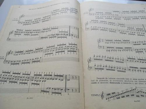 + música burgmüller escuela primaria del joven pianista