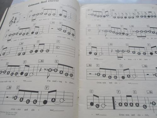 + música rock y country para organo piano y guitarra