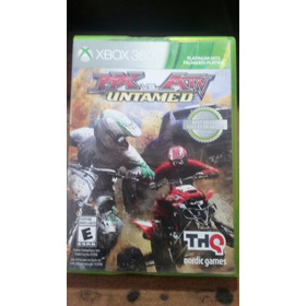 ** Mx Vs Atv Untamed Para Tu Xbox 360 **