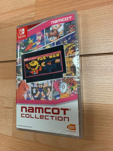 ..:: namcot collection ::.. switch en game center