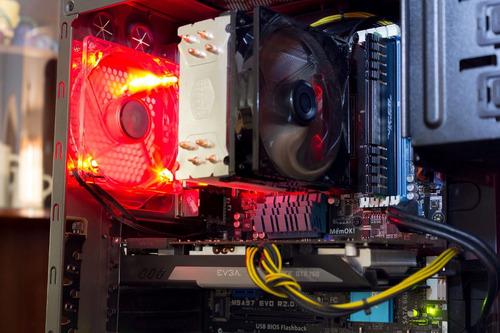 ( negociable) computadora pc gamer - fx8320 - nvidia gtx 760