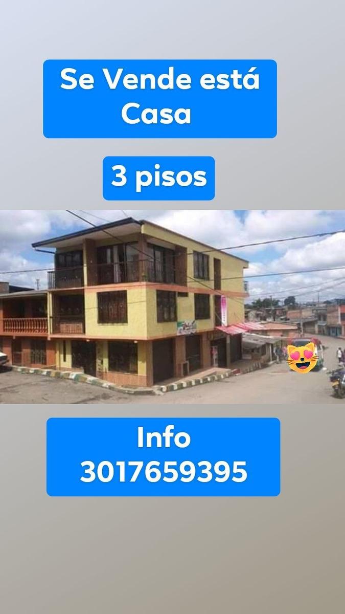¿ negociable ¿¿se vende casa 3 pisos ¿¿