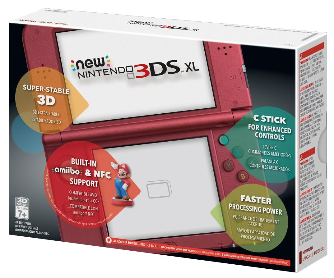 how to play ds games on new 3ds xl