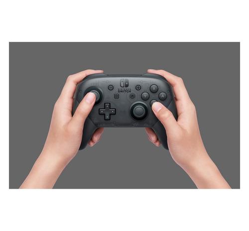 ® nintendo switch pro controller original - nuevo - control