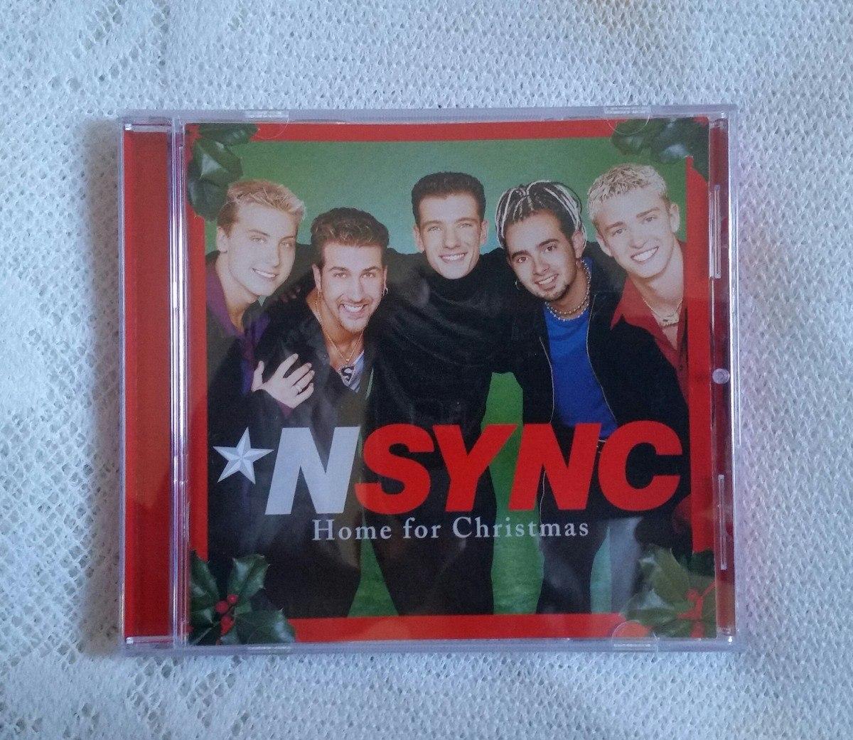 Nsync Home For Christmas Cd Importado Frete Grátis - R$ 45,00 em ...