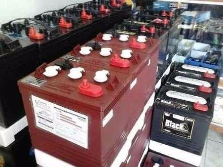 (( o f e r t a  -  - baterias trojan rojas para inversores .