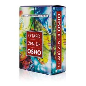 O Taro Zen De Osho Com Livro E Cartas 79 Und.