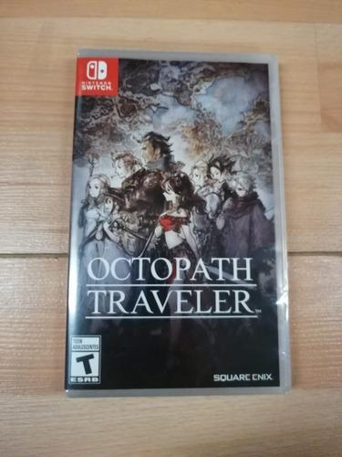 ..:: octopath traveler ::.. para  nintendo switch game c