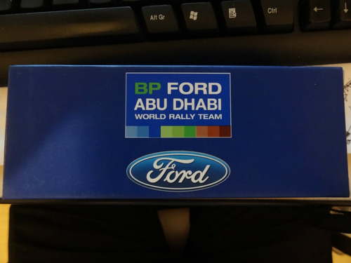 * óculos sol bp ford focus world rally team - oficial *