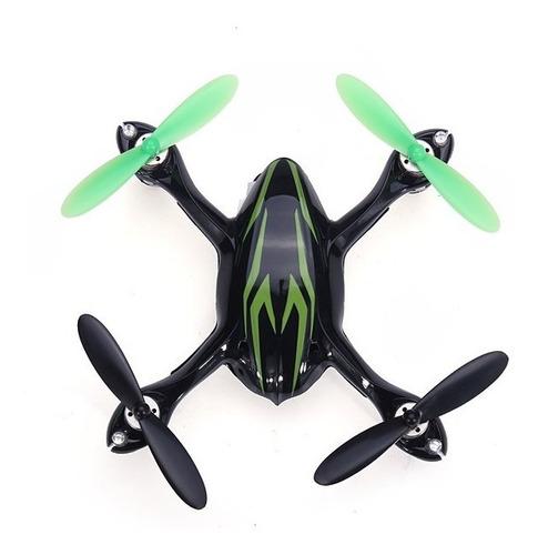 ¡ oferta!! juego de 2 palas drone hubsan h107c c/camara