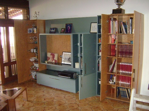 ! oferta ! mueble biblioteca modular multiuso exhibidor