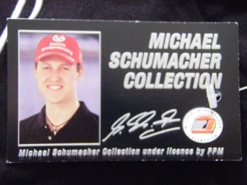 * oficial f1 blusa moleton michael schumacher - m - fia *