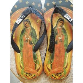 Ojotas Virgen De Guadalupe Precio Por 100 Unidades