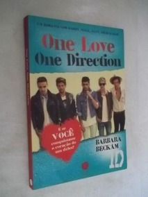 * One Direction - One Love - Livro