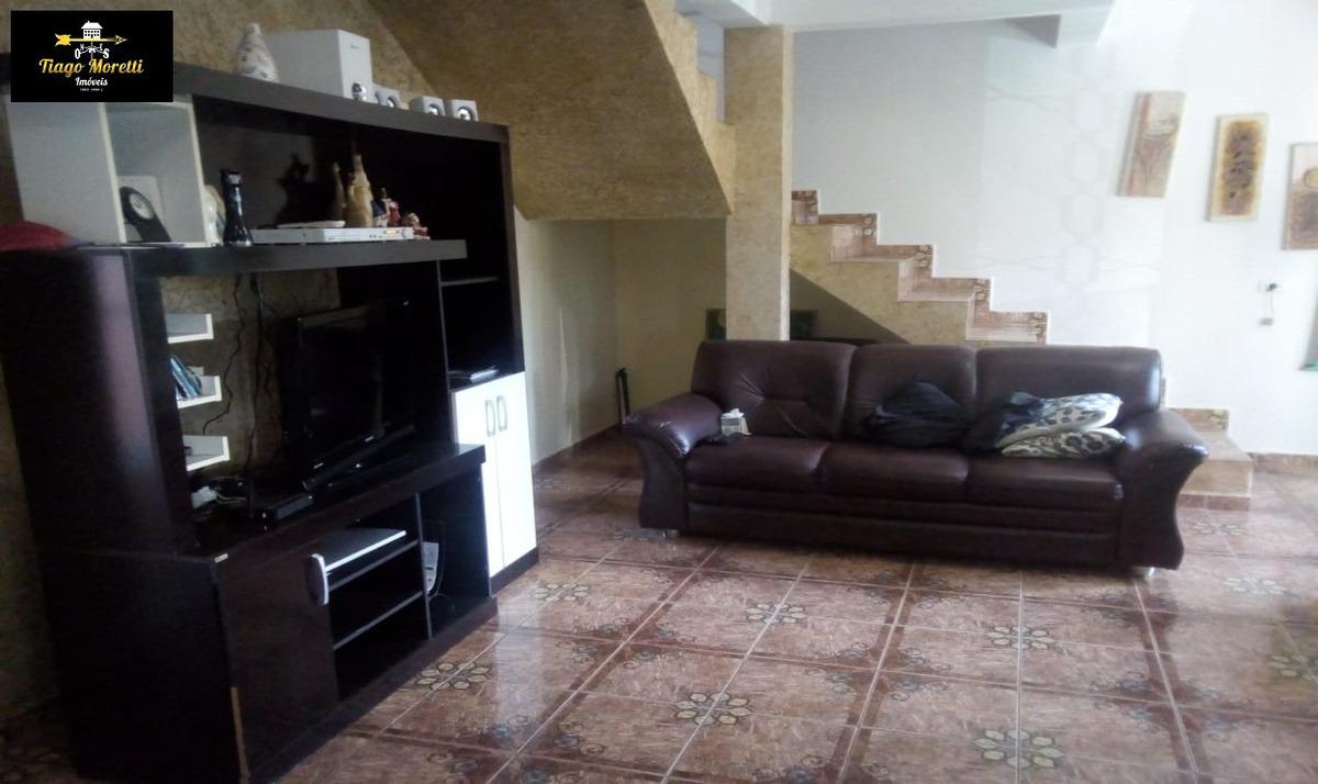 * ótimo sobrado vende-se ou aceita troca por casa ou apartamento no centro * - ca00122 - 32915995