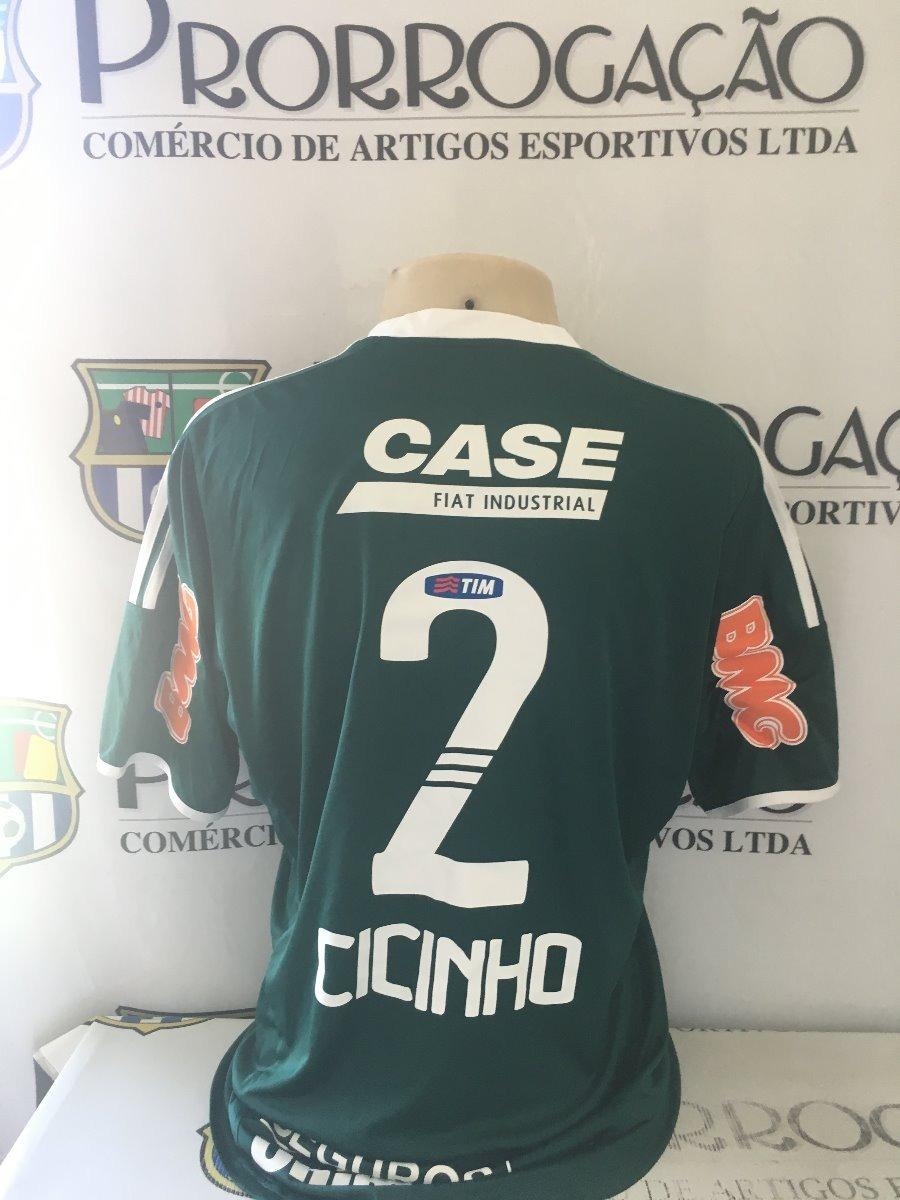 bac620aee65e5 Palmeiras   2   adidas   Usada Em Jogo     - R  300
