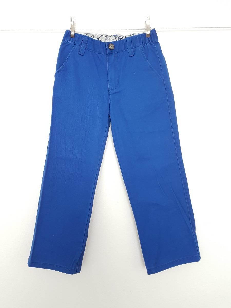 Pantalon Azul Gymboree Niño 5 Años .·  ¨¨  ·. -   549.00 en Mercado ... c1c3bdd07d1