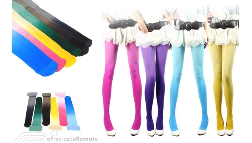 ¡ pantymedias veladas degradee moda perfect leggins !!