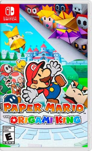 ...:: paper mario the origami king ::.. switch en gamecenter