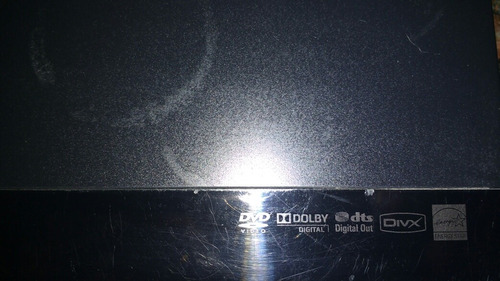---para reparación--- reproductor de dvd samsung dvd-c350