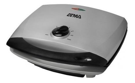 * parrilla electrica atma - grill - 1400w - 5 niveles - pg4720 *