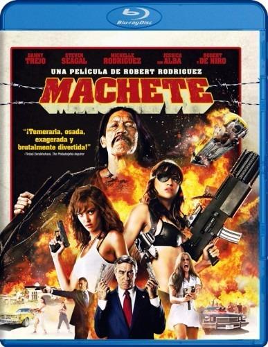 °°° película bluray machete ¤ super!!! °°°