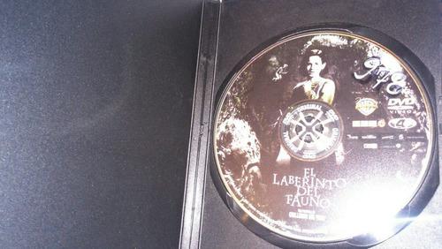°°° película en dvd el laberinto del fauno (original) °°°