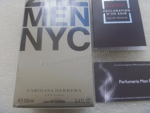 ** perfume 212 men by carolina herrera. entrega inmediata **