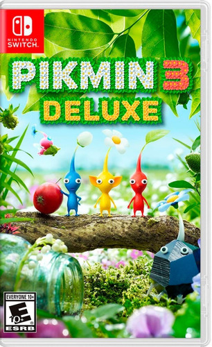 ..:: pikmin 3 deluxe ::.. switch en game center