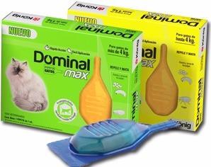 * pipeta dominal max contra pulgas gato*
